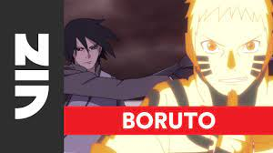 Naruto and Sasuke vs. Momoshiki (English Dub)   Boruto: Naruto Next  Generations, Set 5