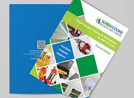 Suren Cooke Product Brochure Design And Print Designzhub Creative