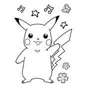 Kleurplaat Pokemon 2989