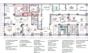 office space planning boomerang plan. Cool Commercial Showroom Floor Plan And Legend By Using Chief Architect Office Ideas Space Planning Boomerang