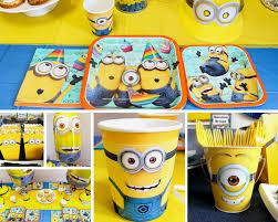 Minion Party Ideas Birthday Box Despicable