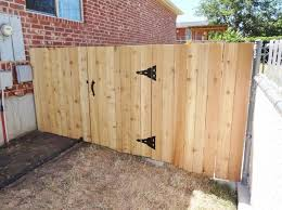 Contemporary Wood Fence Gate Plans Build A Wooden And For Design