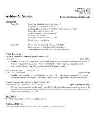 Public Defender Resume Public Defender Paralegal Resume – Resume ...