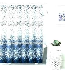 gray white shower curtain black damask