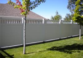 Delighful Vinyl Privacy Fence Ideas Find This Pin And More Intended Decorating