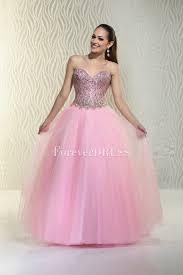 rosa Tulle -Kristall Nizza Abschlussball-Kleid mit Spitze- Up