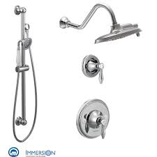 a large image of the moen 3025 chrome