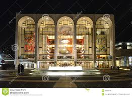 Seating Chart Metropolitan Opera House Lincoln Center Metropolitan Opera House Editorial Stock Photo Image Of