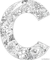 Coloring Pages For Adults Google Search Carrot And Cow Alphabet C