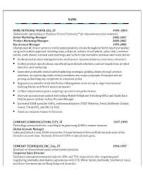 Account Manager Resume Objective Corporate Sales Resume Executive ...