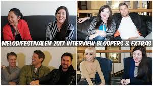 melodifestivalen interview bloopers extras ladyjenevia melodifestivalen 2017 interview bloopers extras ladyjenevia