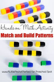 Pattern Activities For Preschoolers Adorable Pattern Activities For Preschoolers And Kindergartners Work
