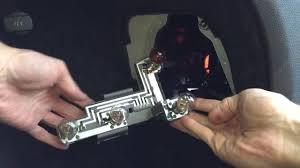 Mk6 Gti Rear Fog Light How To Change Rear Fog Light Bulb Vw Golf Mk6 5k