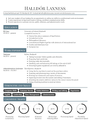Created and maintained lists of. 10 Student Resume Samples That Will Help You Kick Start Your Career