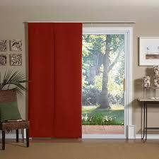 patio sliding doors curtain