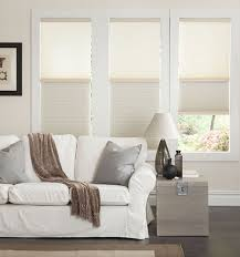 cordless cellular shades. Blindsgalore® Day/Night Cordless Cellular Shade In Ivory Shades S