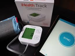 Track My Blood Pressure Ihealth Track Blood Pressure Monitor Review