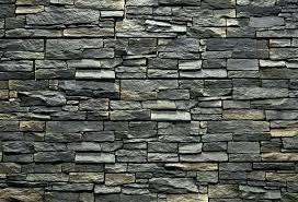 faux rock wall stone exterior