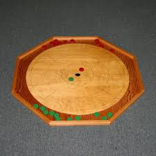 Wooden Board Games Plans Build a Crokinole Board 100 Steps 64