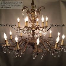 how to clean a chandelier unique learn re old antique