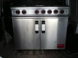 Masterchef Kitchen Appliances Secondhand Catering Equipment Gas Range Cookers Morgan Vulcan