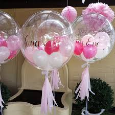 bubbles balloons gifts personalised balloon gifts created by pink tree parties kirkham