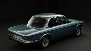 BMW 3.0 CS - Design - YouTube