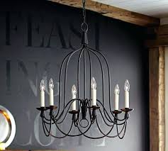 greenhouse chandelier wood bead pottery barn indoor outdoor