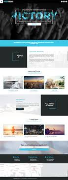 Web Designs For Churches Church Website Design Theme Web Design Inspiration