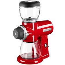 Купить <b>Кофемолка KitchenAid</b> Artisan 5KCG0702EER красный в ...