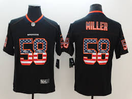 Limited Von Miller Fashion Usa Broncos Color Rush Jersey 58 Nike Flag Black eafddedcddefb|Top Five 2019 NFL Draft Prospects