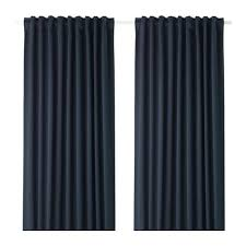 blackout curtains pair. Perfect Curtains MAJGULL Blackout Curtains 1 Pair For Curtains Pair H