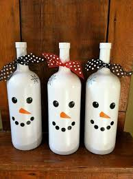 How To Decorate A Wine Bottle For Christmas 100 Amazing Wine Bottle Christmas Crafts 28