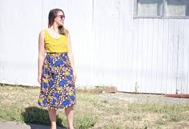 Wrap Skirt Pattern Gorgeous How To Sew A Wrap Skirt WeAllSew