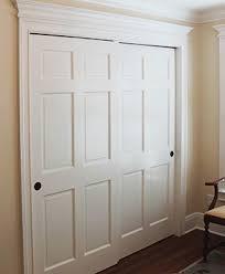 closet doors. 6 Panel Bypass, HomeStory Closet Doors N