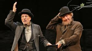 essay on waiting for godot waiting for godot a tragicomedy in two  waiting for godot the waterhole waiting for godot ian mckellen patrick stewart