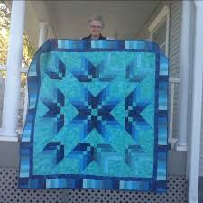 Binding Tool Star Quilt | Quiltsby.me & Binding Tool Star Quilt Adamdwight.com