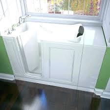 bathtub walk through insert bathtub walk ugh insert tub shower combo thru in conversions conversion kit