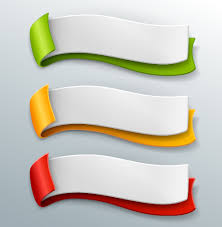 Modern layered banners vector material 15 - Vector Banner free ...