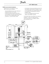 manual variador danfoss vlt 2800 registered danfoss trademark12 14