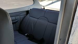 n738bu interior rear seat left door 2880 x 1620