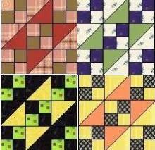 The Underground Railroad Quilt Block & the underground railroad quilt block Adamdwight.com
