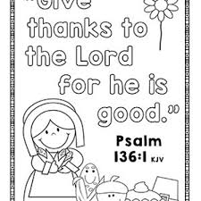 Free Thanksgiving Coloring Sheets For Sunday School 6 Bible