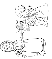Viking Coloring Pages Printable 3 Colors Of Pictures