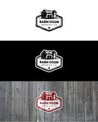 final barn door logo lockups