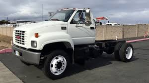 2001 GMC C6500 Gas Cab & Chassis - YouTube