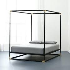 Cheap Canopy Bed Frame Canopy Bed Trundle Cheap Wood Canopy Bed ...