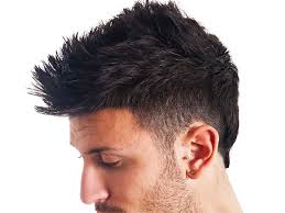 hairstyles for black men with thick hair