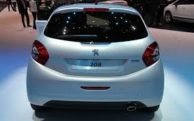 2018 peugeot 208 gti. simple peugeot peugeot 208 gti and xy concepts 2012 geneva auto show motor trend for  obligation 2018 inside peugeot gti