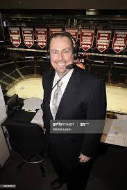 Washington Capitals radio annoucer Steve Kolbe prepares for his... News  Photo - Getty Images
